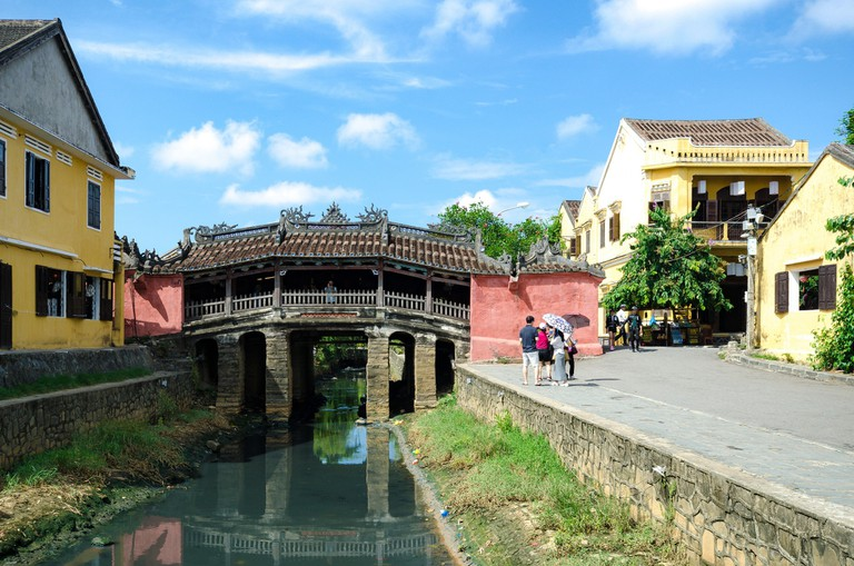 Hoi An is very well preserved
