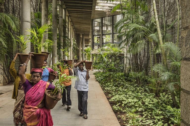Indian Institute of Management 2, Bangalore (photo courtesy of VSF)