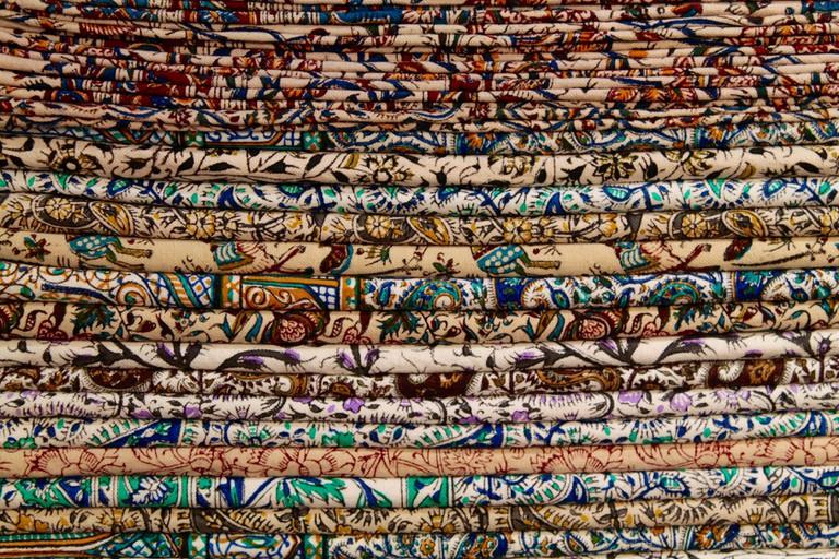 Iranian souvenirs from Esfahan | © Ivann Schlosser / Unsplash