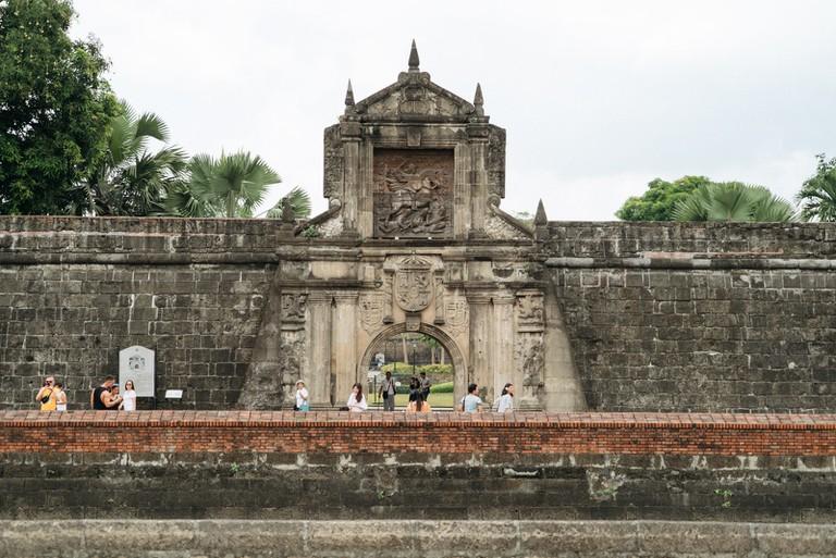 Intramuros-Manila-Phillipines