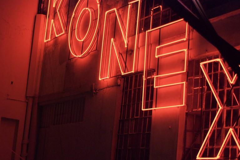 Check out a gig at the Konex