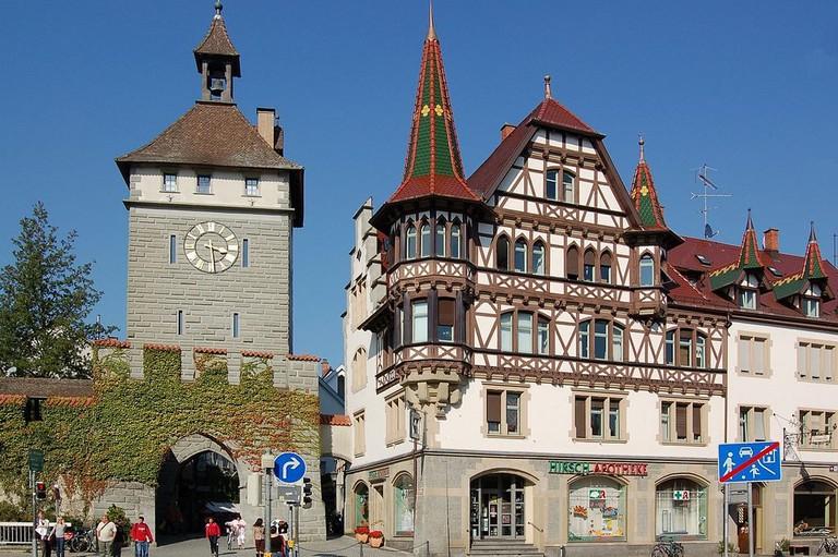 Konstanz_-_Schnetztor_(9503270031)