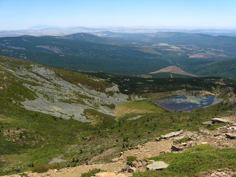 Sierra de Cebollera, La Rioja, Spain