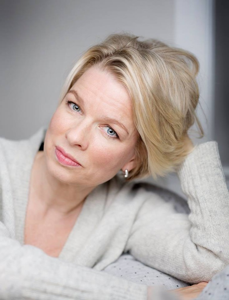 Linn Ullmann, © Agnete Brun, Courtesy of Forlaget October