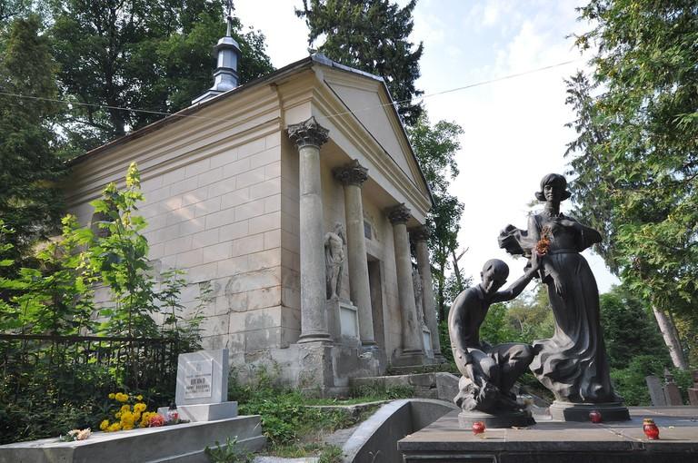 Lychakiv_Cemetery_