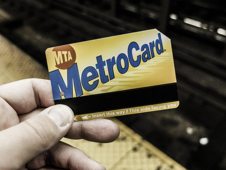 MetroCard | Billie Grace Ward Flickr