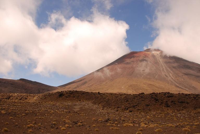 Mount Ngarauhoe