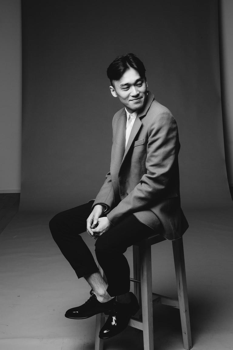 Nicholas Wong - photograph by Sum at Grainy Studio