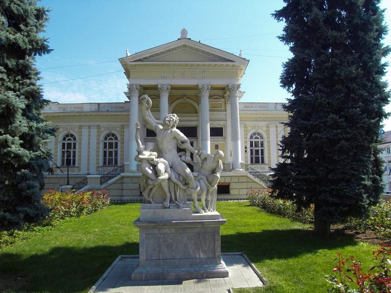 Odessa_arheological_museum