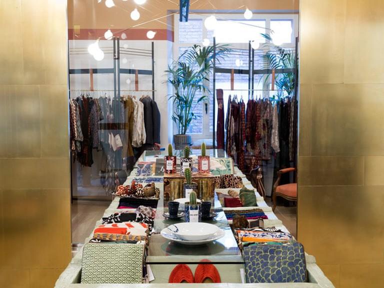 Opaline, Milan's responsibly chic fashion boutique | Courtesy Opaline Photo: Emanuela De Rossi