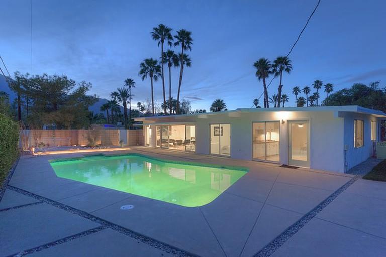 Palm Springs Mid-Century Modern Randy Heinitz Flickr