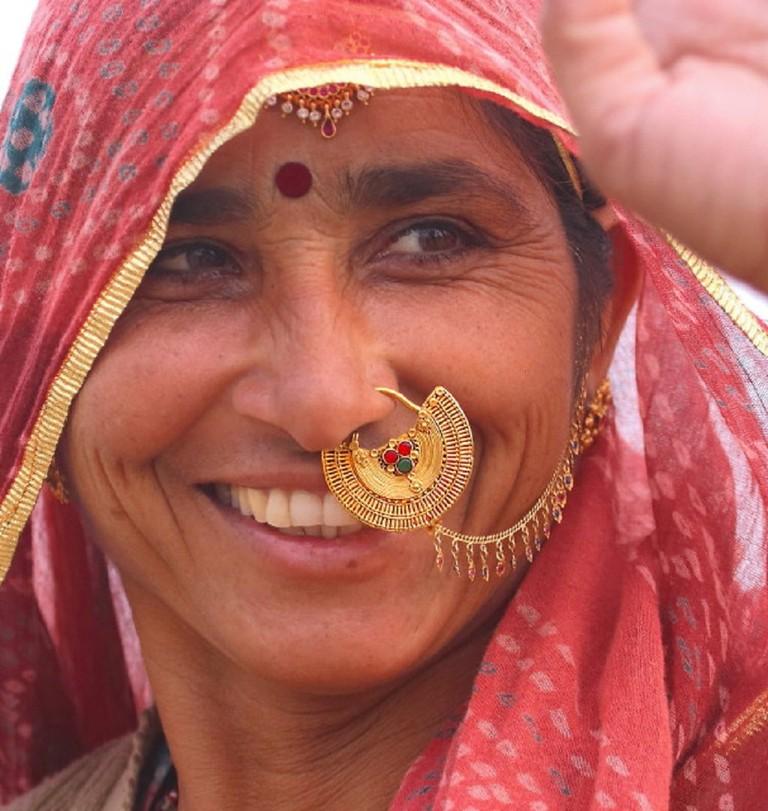 Rajasthani dress 1