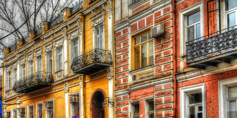 residential houses in Tbilisi
