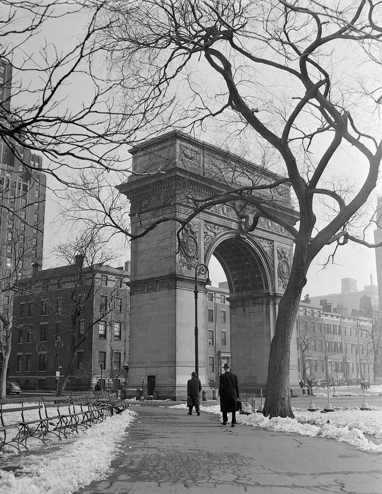 Washington Square Park, New York | © ROBERT KRADIN/AP/REX/Shutterstock