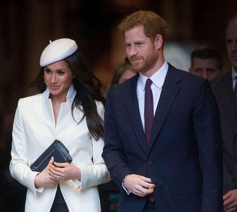 Prince Harry and Meghan Markle | © REX/Shutterstock