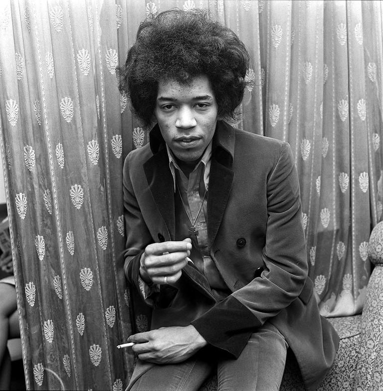 Jimi Hendrix | © BARRY PEAKE/REX/Shutterstock