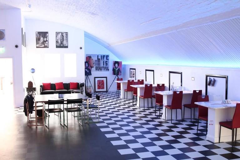 RJJZ Cafe Bar | © Courtesy of RJJZ Café Bar