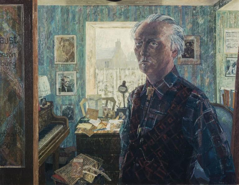 Ronald Stevenson 1928 - 2015