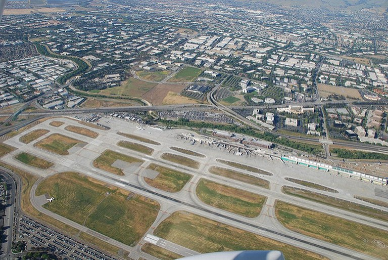 San Jose International Airport Gunther Hagleitner Flickr