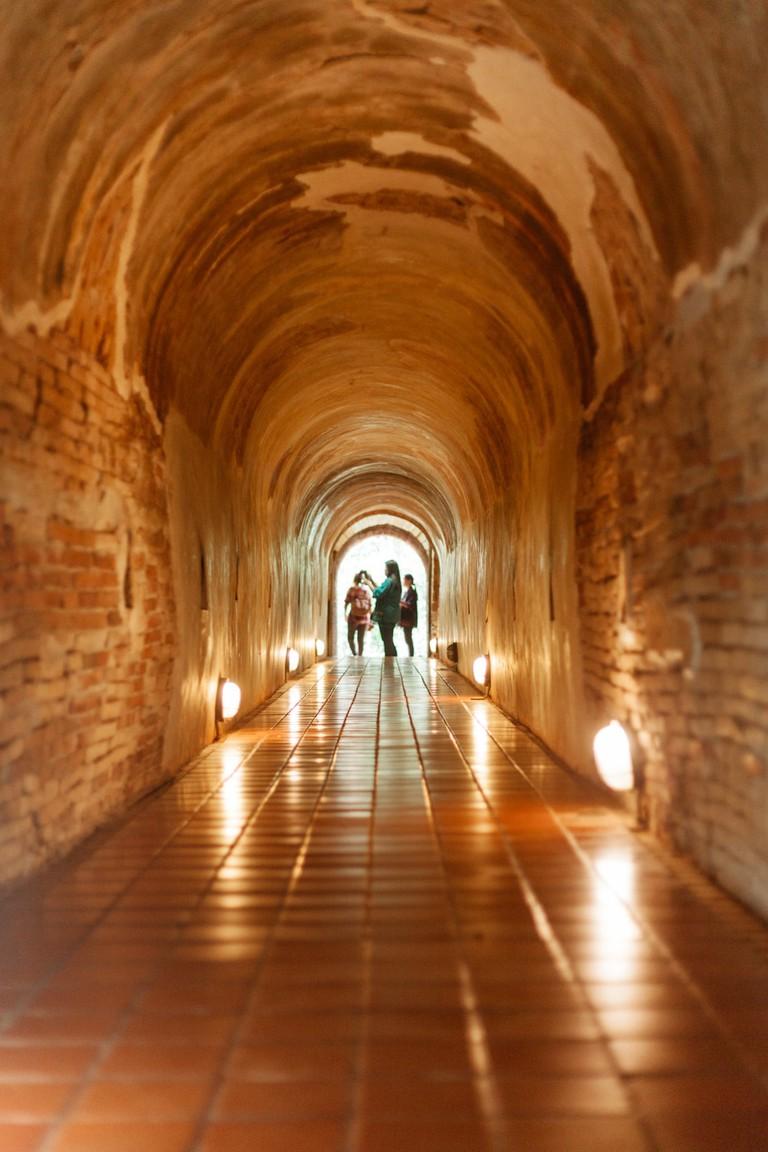 Wat Umong Temple-Chiang Mai-Thailand