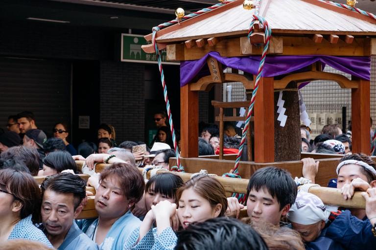 Kanamara Matsuri-Tokyo-Japan