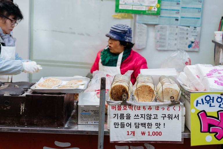 NAMDAEMUN MARKET-SEOUL MARKETS-SEOUL-SOUTH KOREA