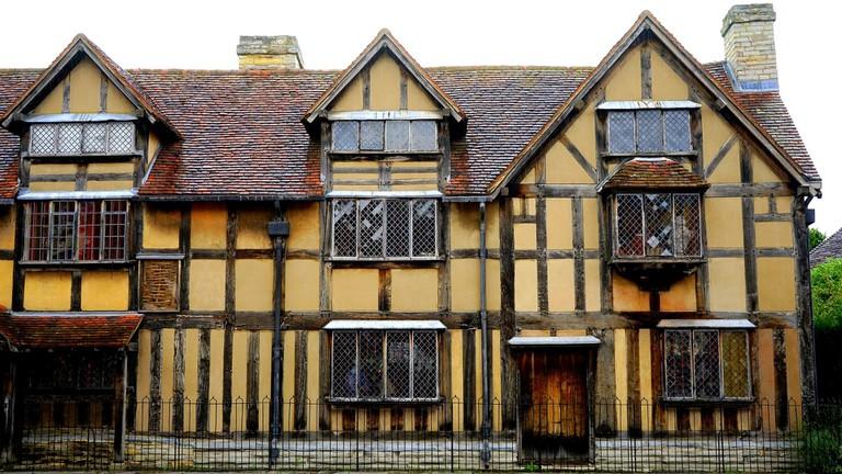 Shakespeare's Birthplace, Stratford-upon-Avon