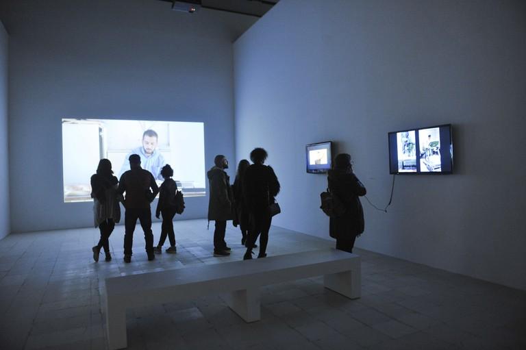 Exhibition at Nicosia Municipal Art Centre