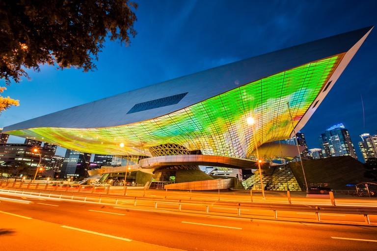 Busan Cinema Center, South Korea | © Keith Homan/Shutterstock
