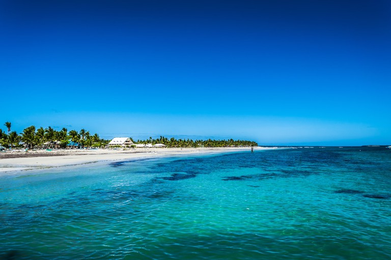 Beach of Santa Fe in Bantayan Island, Philippines | © vincentlecolley/Shutterstock
