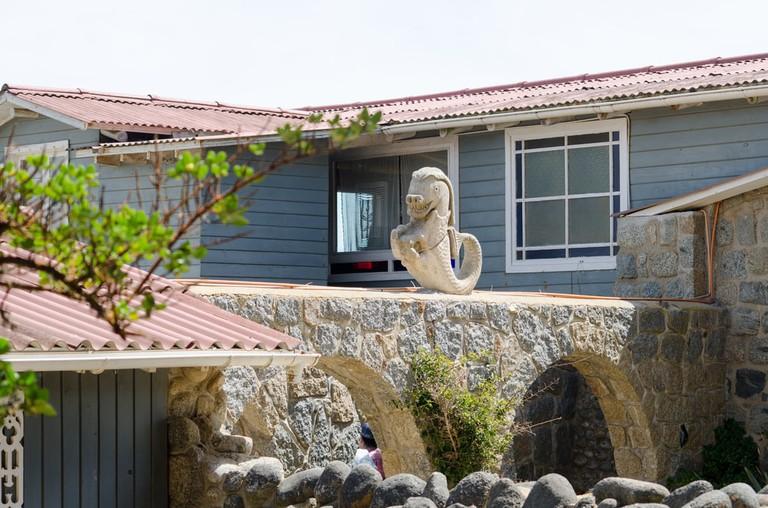 Pablo Neruda's House, Isla Negra, Chile | © Luz Rosa/Shutterstock
