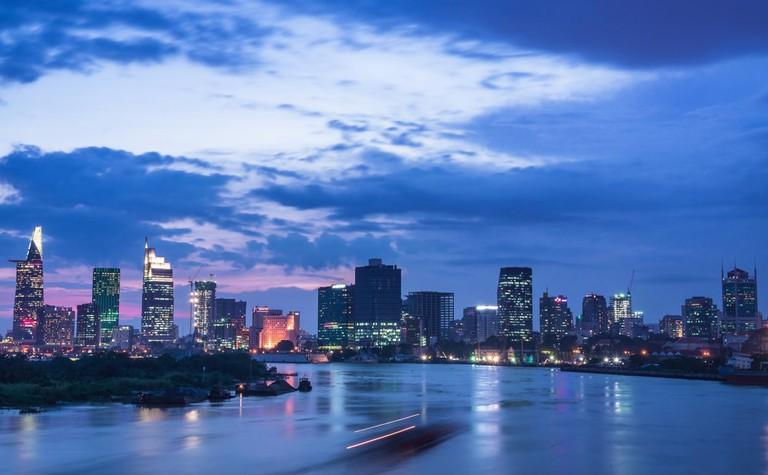 Ho Chi Minh City, Vietnam   © Tran Ngoc Dung/Shutterstock