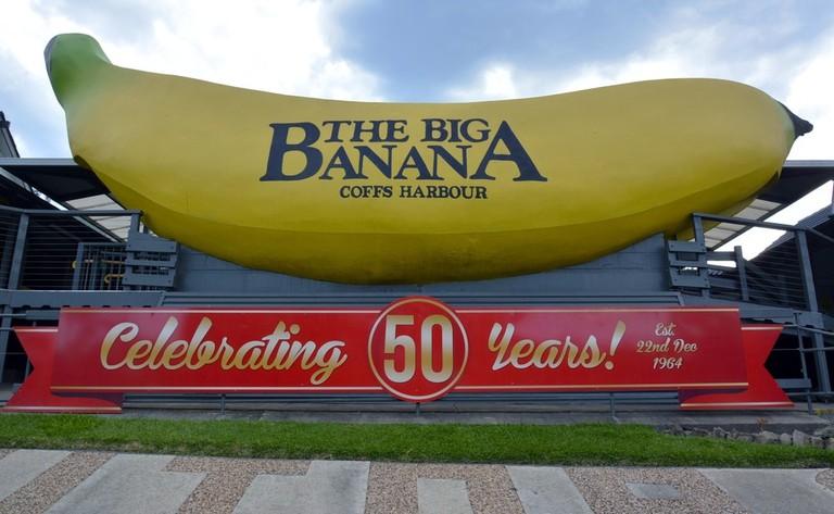 Big Banana in Coffs Harbour | © Alizada Studios/Shutterstock