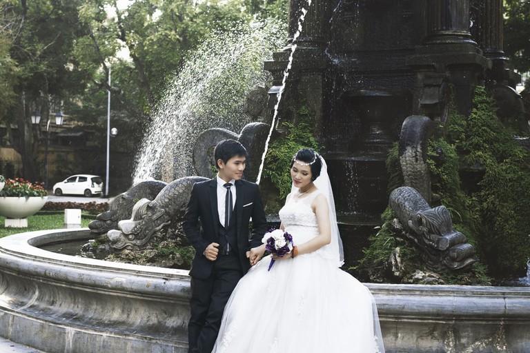 Wedding in Hanoi | © Nevskii Dmitrii/Shutterstock