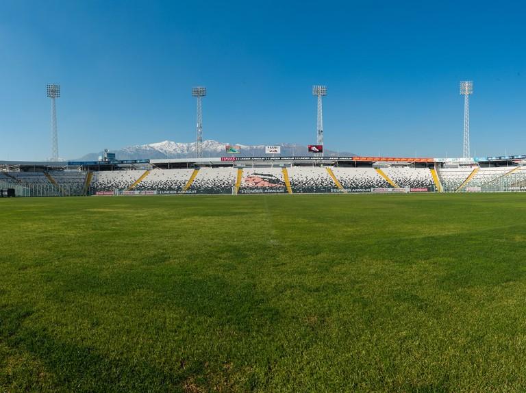 The Estadio Monumental, a Stadium in Santiago, Chile | © Richard Cavalleri/Shutterstock