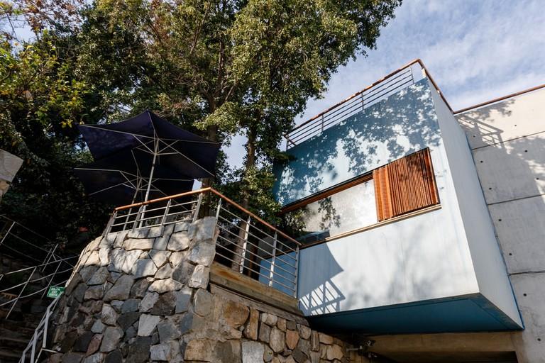 Pablo Neruda's House, Santiago, Chile | © Taesik Park/Shutterstock