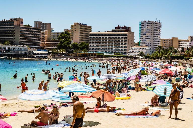 Magaluf, Spain   © Goran Vrhovac/Shutterstock