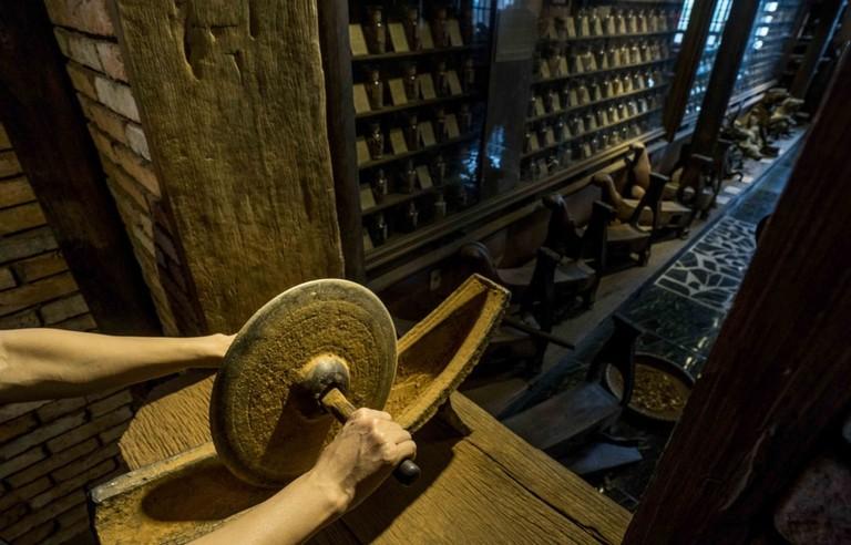 Vietnamese traditional medicine museum | © Tran Qui Thinh/Shutterstock