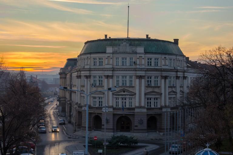 University of Nis, Central Serbia | © milosdjoric/Shutterstock