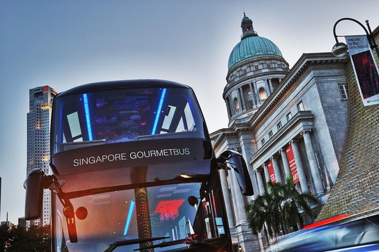 Singapore Gourmetbus