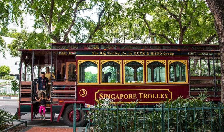 Singapore Trolley