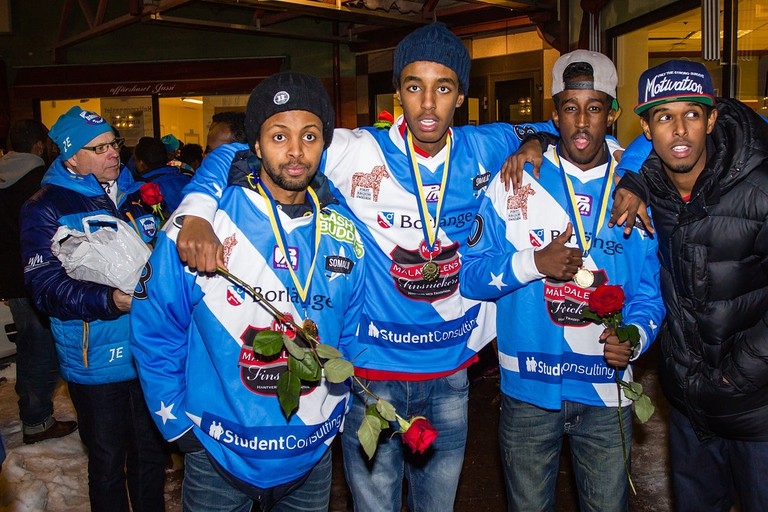 Somalia_national_bandy_team_in_Borlänge_14