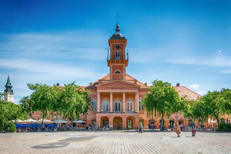 Vojvodina is full of gorgeous towns like Sombor | ©Nenad Nedomacki/shutterstock