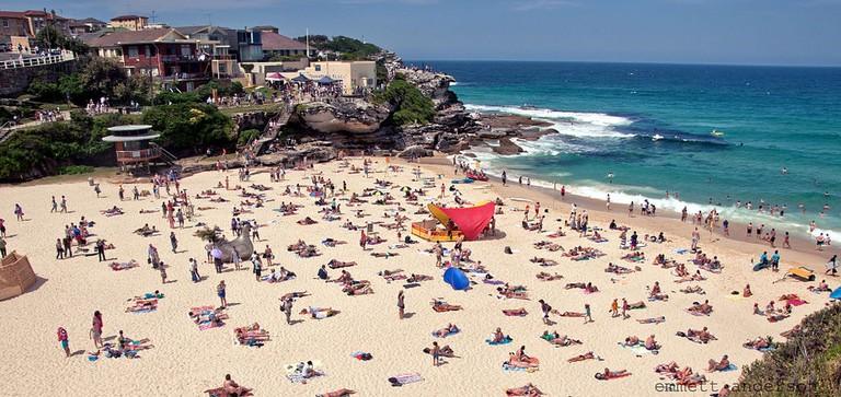 Tamarama Beach | © Emmett Anderson/Wikimedia Commons