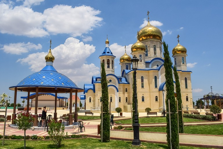 First Russian-style Church, Cyprus