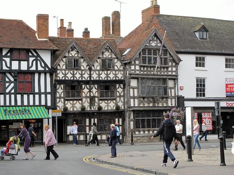The Garrick Inn, Stratford-upon-Avon's oldest pub