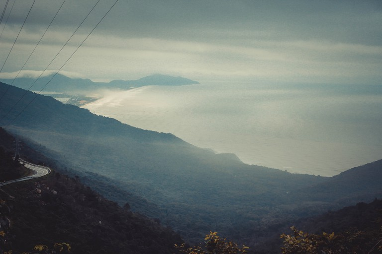 The Hai Van Pass is a spectacular ride