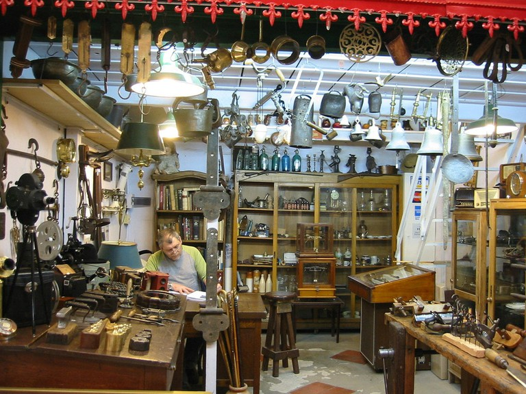 A bargain hunter's paradise in Buenos Aires