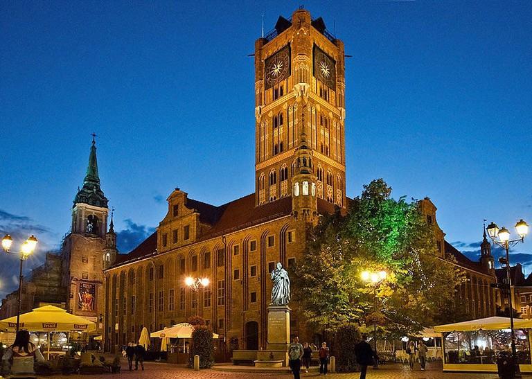 Torun's Old Town   © Fotopolska.eu / WikiCommons