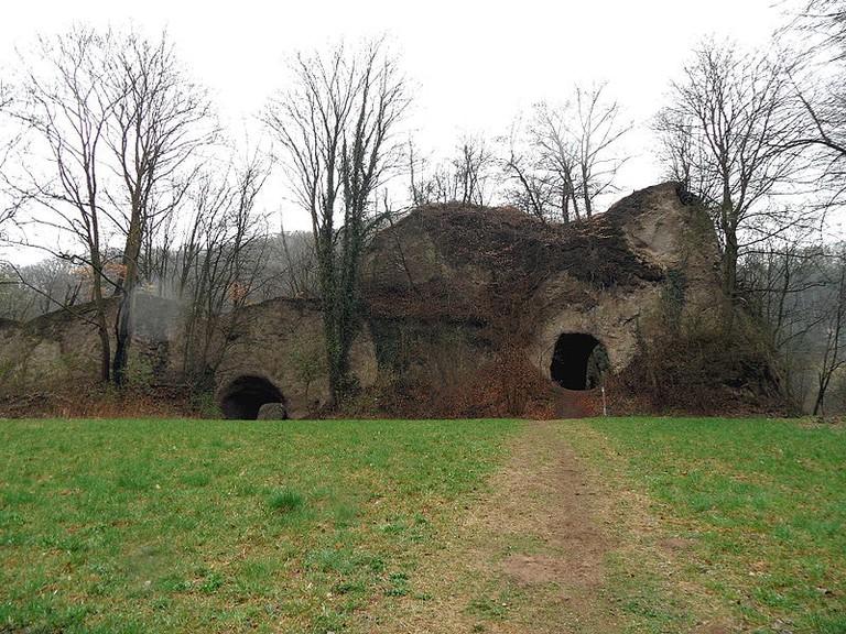 Trasshöhlen
